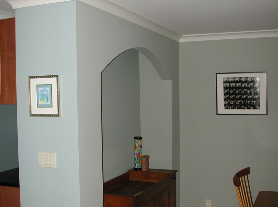 The Dining Room Nook